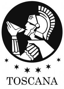 Logo med tekst 4cm